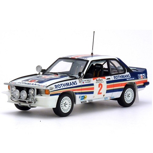 Schuco 5522 - Opel Ascona B400 - Rothmans -