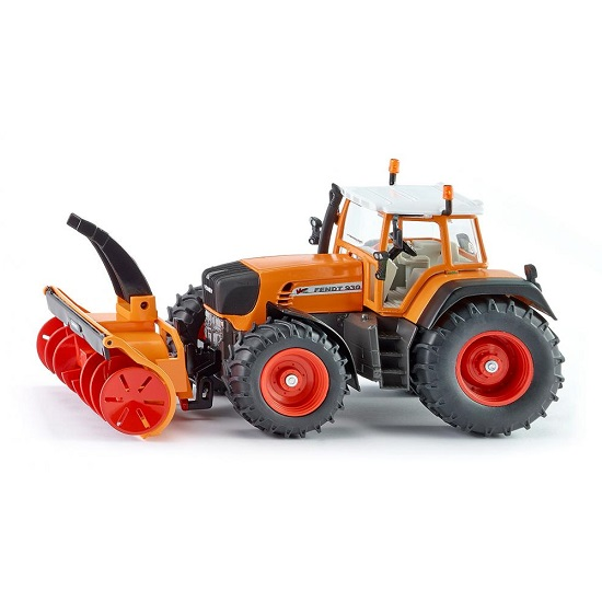 Siku 3660 - Tractor with Snow Cutter Blower