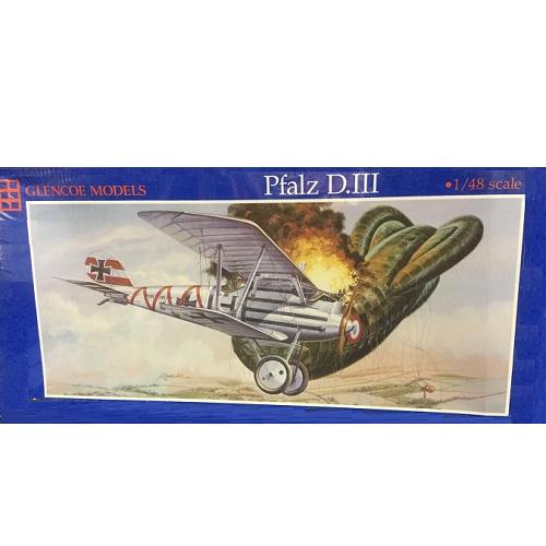 Glencore Models German Pfalz D.111 -Scale 1.48
