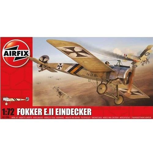 Airfix 01086 - Fokker E.II Eindecker (late version) Scale 1.72
