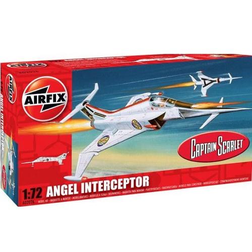 Airfix 02026 - Angel Interceptor - Scale 1.72