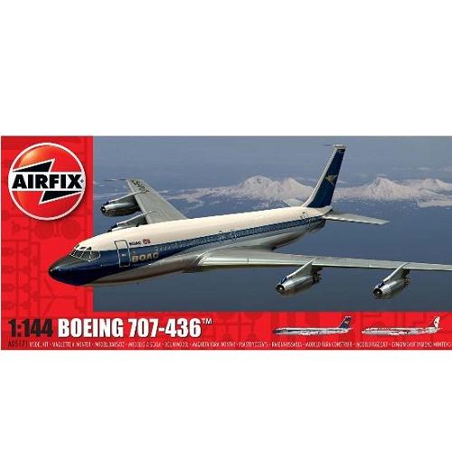 Airfix 05171 - Boeing 707-436 - Scale 1.144