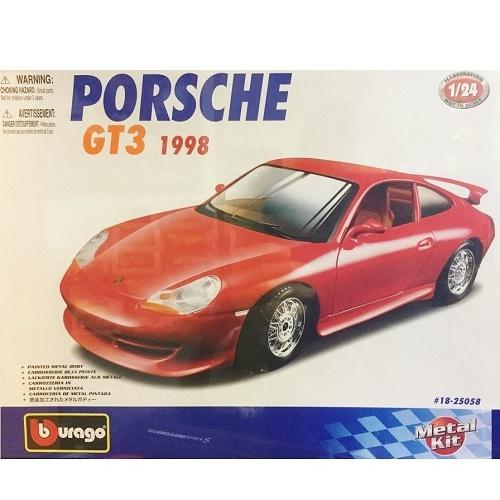 Bburago 25058 - Porsche GT 3 1998