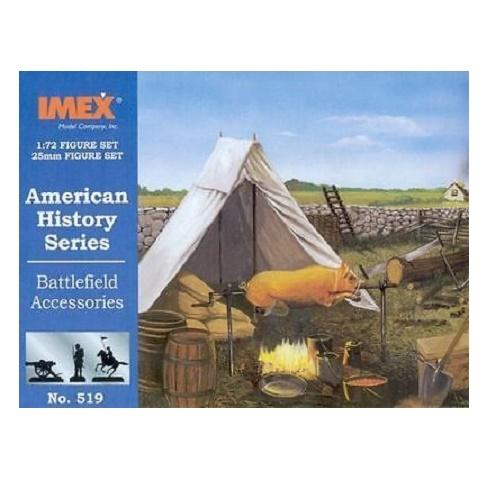 Imex 519 - Battlefield Accessories - Scale 1.72 -