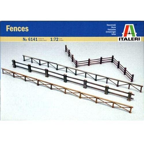 Italeri 6141 - Fences - Scale 1.72 -