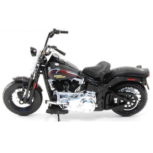 Maisto 08065 - Harley Davidson FLSTSB Cross Bones 2008 -