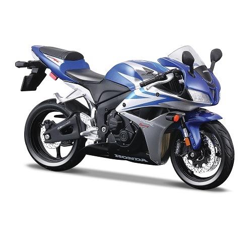 Maisto 31101 - Honda CBR 600RR - Blue - 1.12
