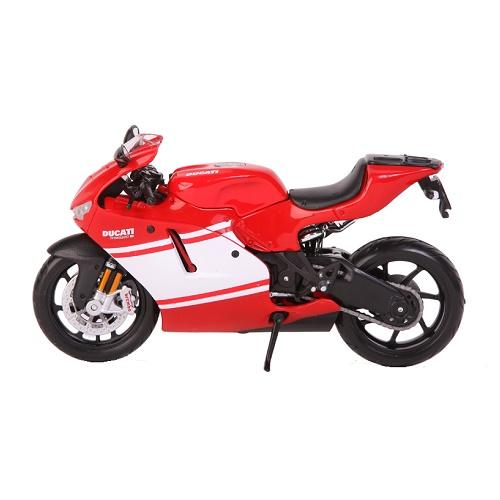 Maisto 31101E - Ducati Desmosedici RR - Red - 1.12