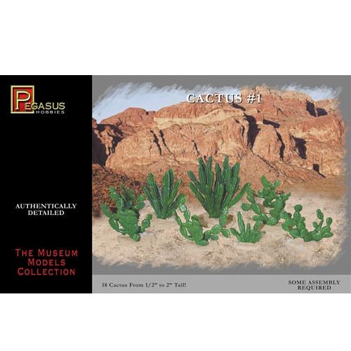 Pegasus 6507 - Cactus - Scale 1.72-