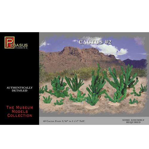 Pegasus 6508 - Cactus - Scale 1.72-