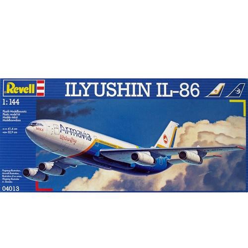 Revell 04013 - ILYUSHIN IL-86 - Scale  1-144