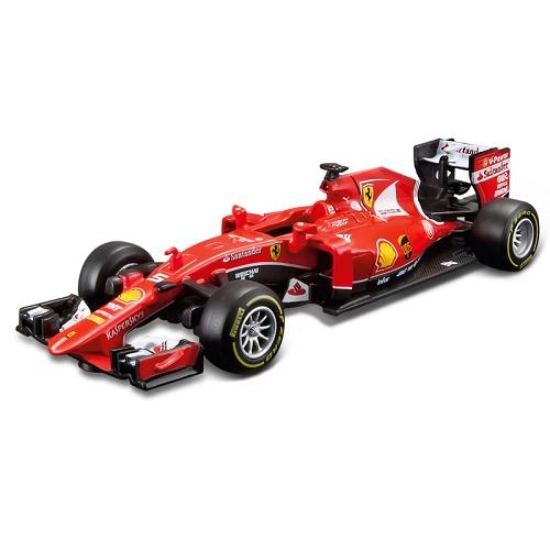 Bburago 36802 - Ferrari Sf15-T 2015 Formula One Vettel 5
