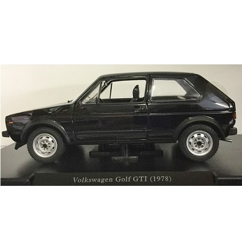 FW34 - VW Golf GTI 1978 - Scale 1.24