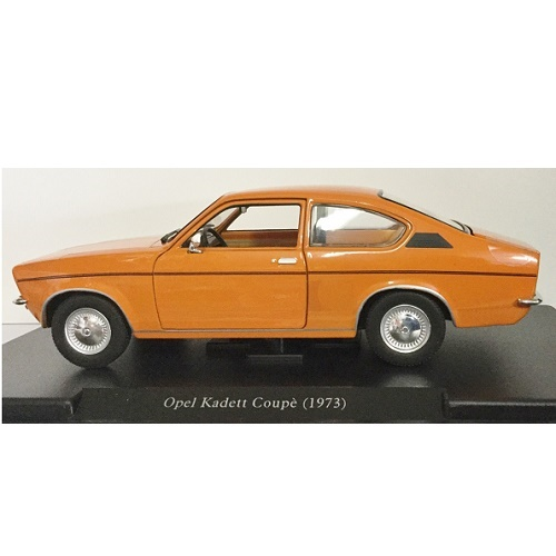 Opel Kadett Coupe 1973 - Scale 1.24