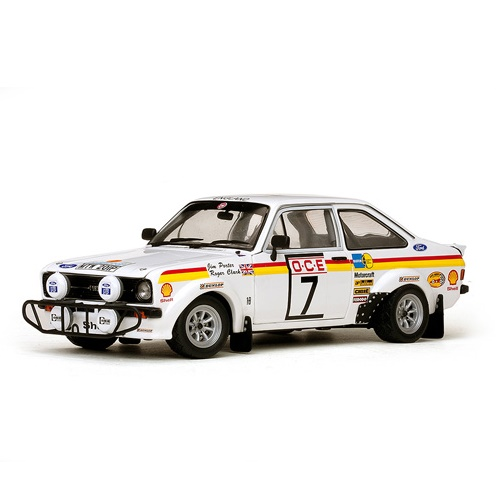 Sun Star 4490 - Ford Escort Rs1800  7 R.Clark-J.Porter Rally Du Maroc 1976