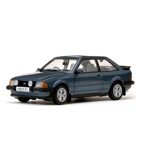 Sun Star 4982 - Ford Escort Mkiii Xr3i Saloon Caspian Blue