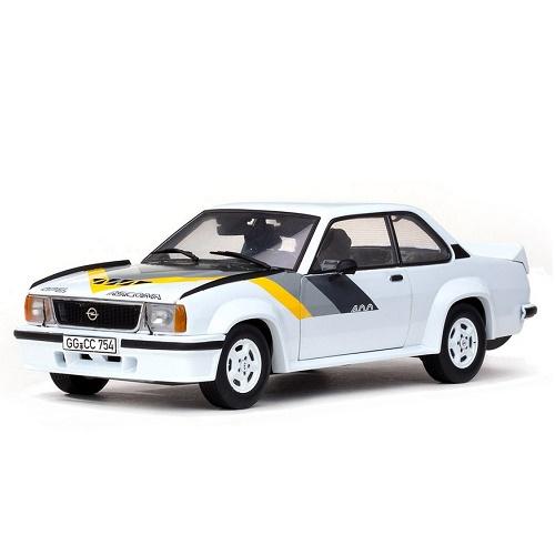 Sun Star 5390  - Opel Ascona 400 - White-Yellow - 1.18