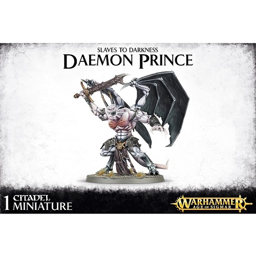 Age of Sigmar - 83-23 - Daemon Prince Slaves to darkness
