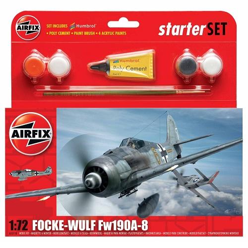 Airfix 55110 - Focke-Wulf FW190A-8