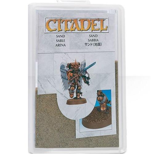 Warhammer 40K - 66-73 - Citadel Sand