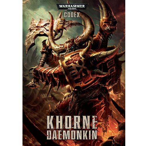 Codex - Krone Daemonkin