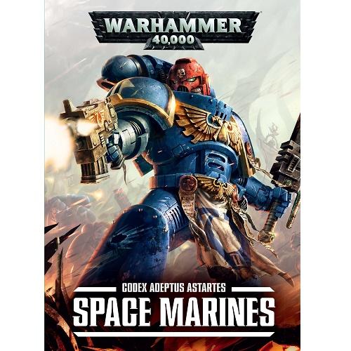 Warhammer 40K - 48-01-60 - Codex Space Marines
