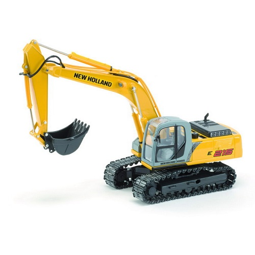 ROS 00175 - New Holland E215 Tracked Backhoe - 1.32