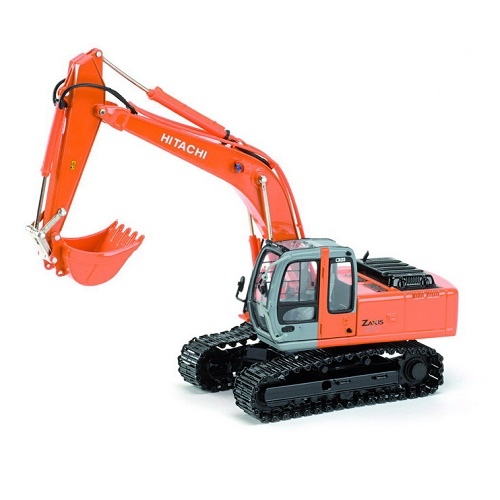 ROS 00177 - Hitachi Zaxis 210 Tracked Backhoe - Scale 1.32