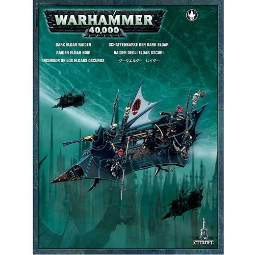 Warhammer 40K - 45-10 - Dark Eldar Raiders