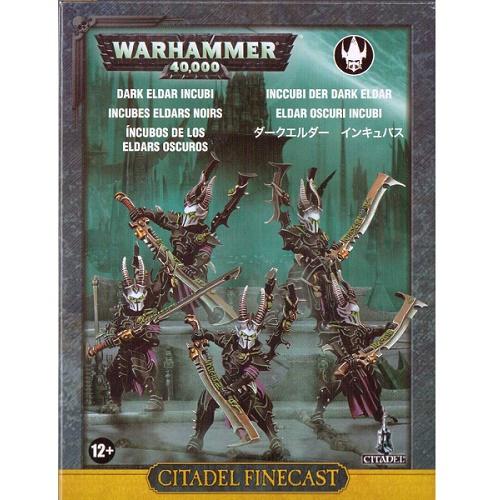 Warhammer 40K - 45-13 - Dark Eldar Incubi