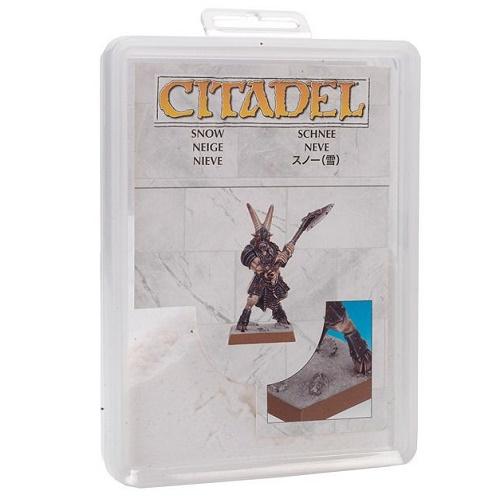 Warhammer 40K - 66-74 - Citadel Snow