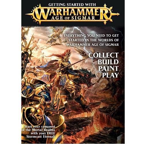 Warhammer Getting Started Age of Sigmar
