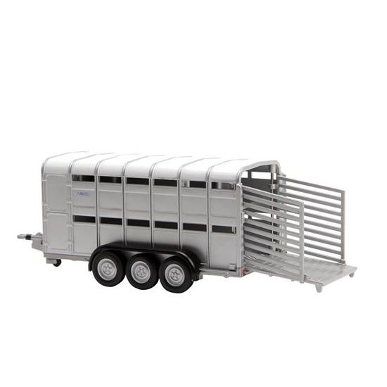Britains 40710A1 - Ifor Williams Stock Trailer