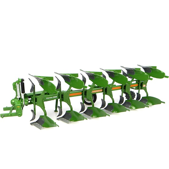Universal Hobbies 4275 - Amazone Cayron 200 Mounted Plough