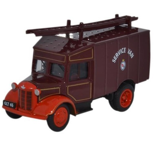 Oxford 76ATV008 - Austin ATV Newcastle & Gateshead Fire Service