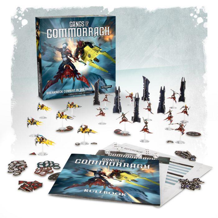 Games Workshop - Gangs of Commorragh
