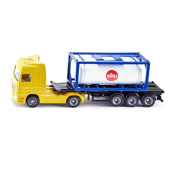 Siku 1795 - Truck with tank container