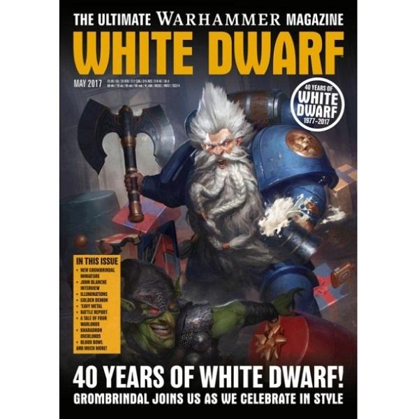 White Dwarf - May