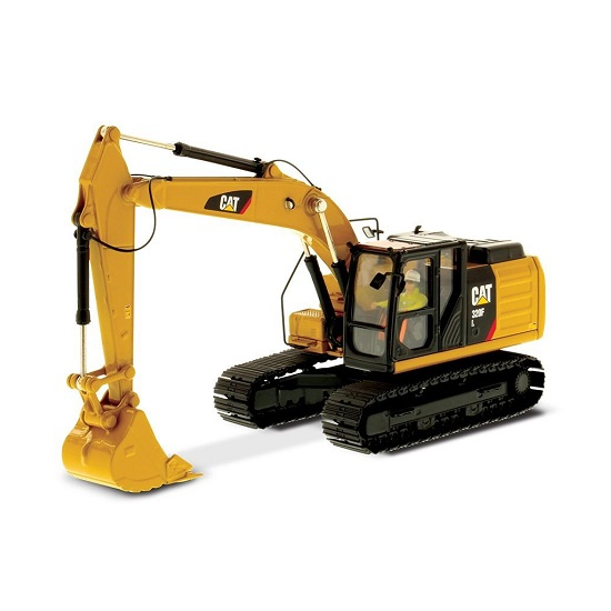 Diecast Masters 85931 - Cat 320F Medium Excavator