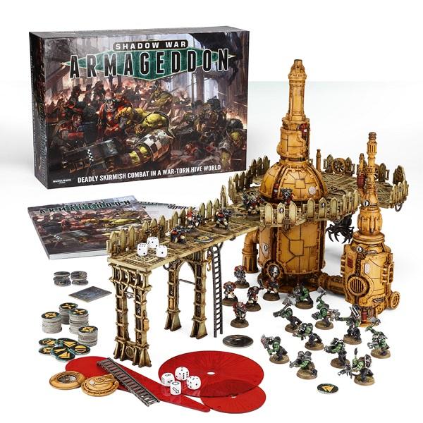Games Workshop - Shadow War Armageddon