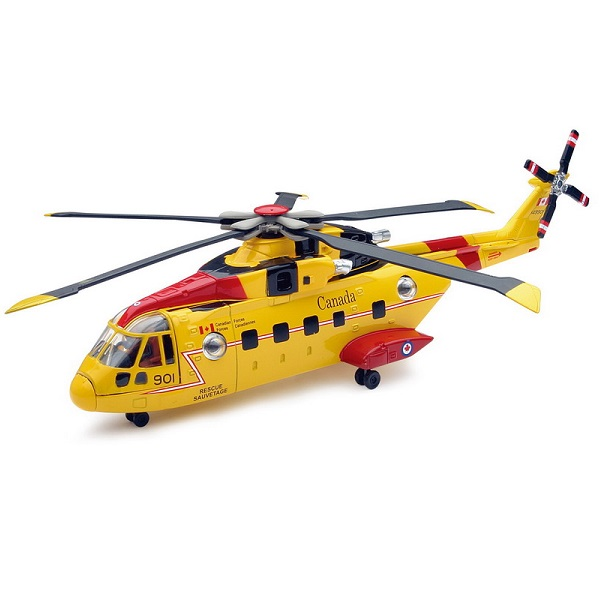 New Ray 25513 - Agusta-Westland AW101 Helicopter Canada Sa