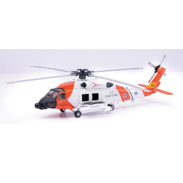 New Ray 25593 - Sikorsky HH-60J Helicopter US Coastguard