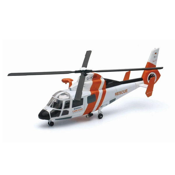 New Ray 25643 - Eurocopter Dauphin HH-65A Rescue Helicopte