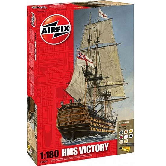 Airfix 50049 - HMS Victory Gift Set