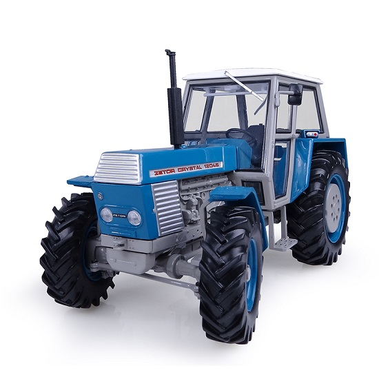 Universal Hobbies 4985 - Zetor Crystal 12045 4WD-Blue