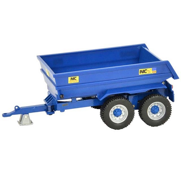 Britains 43182 - NC Power Tilt Dump Trailer 400