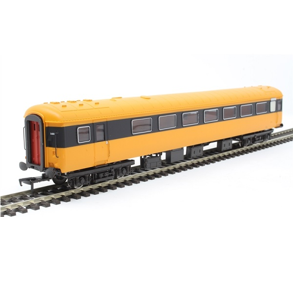 Murphy Models – MkII Diner Coach with Orange roof – CIE