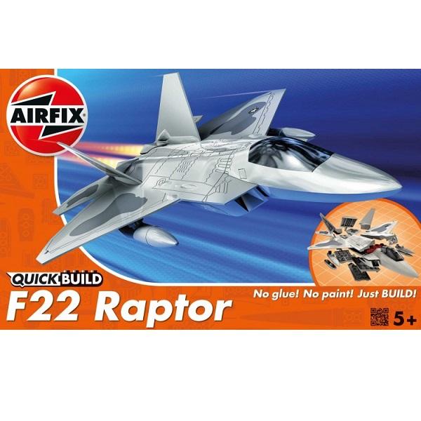 Airfix Quick Build - F22 Raptor