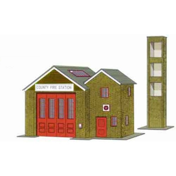 Superquick Country Fire Station